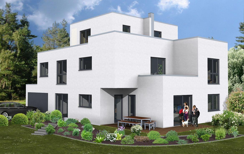 rb immobilien architektenhaus der extraklasse mit. Black Bedroom Furniture Sets. Home Design Ideas