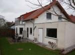 Ansicht Garten Haus Mommenheim