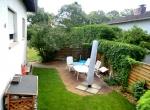 Garten-Sitzecke